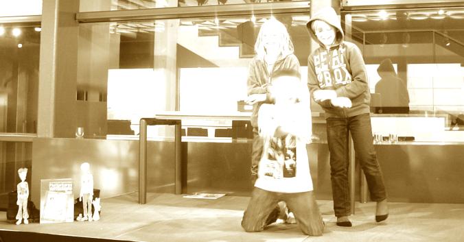 KIJUBU 2013_Verrückt_Pfefferkorns und Leopold tanzen in Lichtgeschwindigkeit Gangnam Style